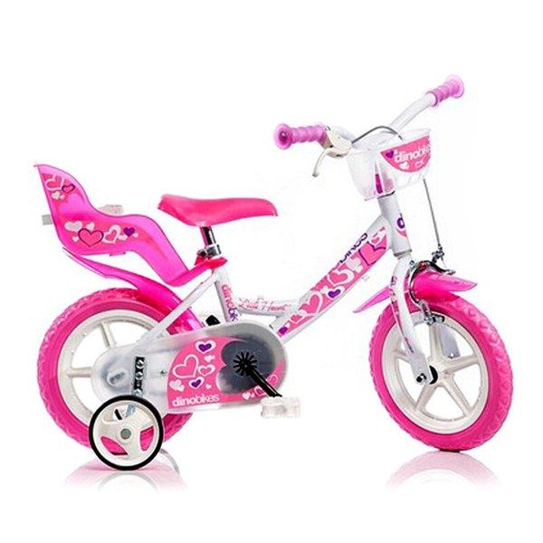 Детско колело Little Heart 12''